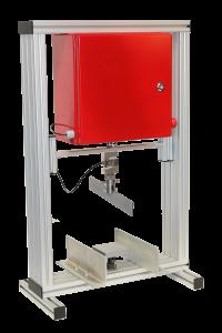 Intelli-jack test machine
